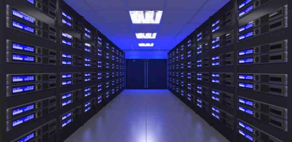 VoIP server farm